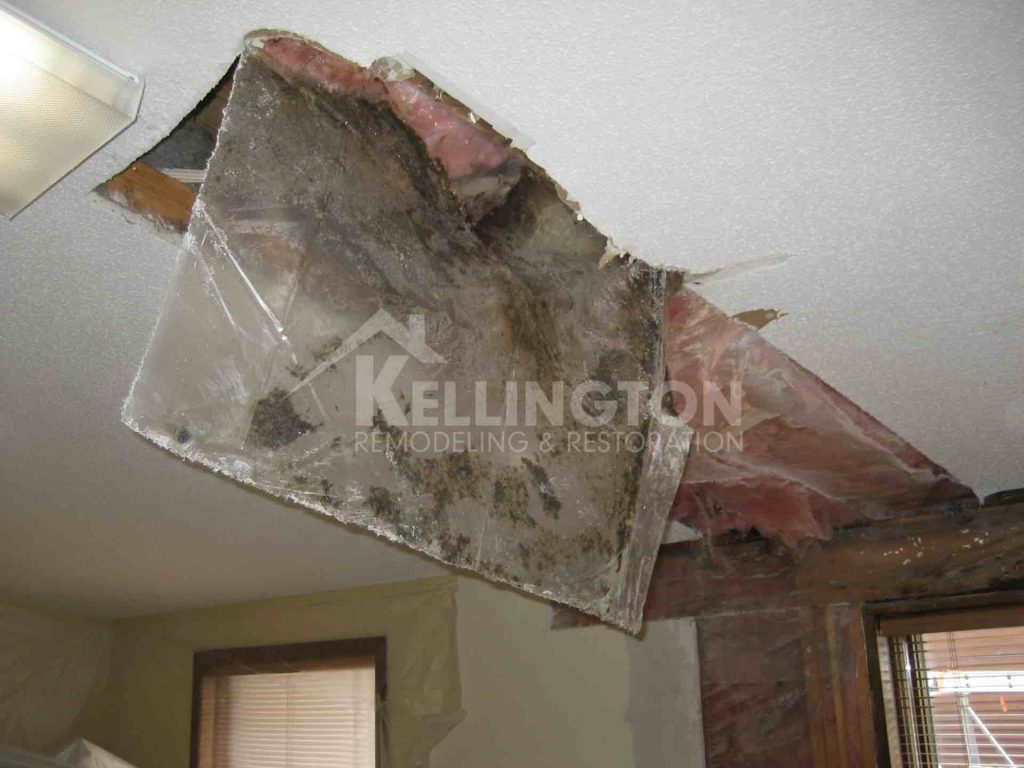 Kellington Restoration Water Damage repair